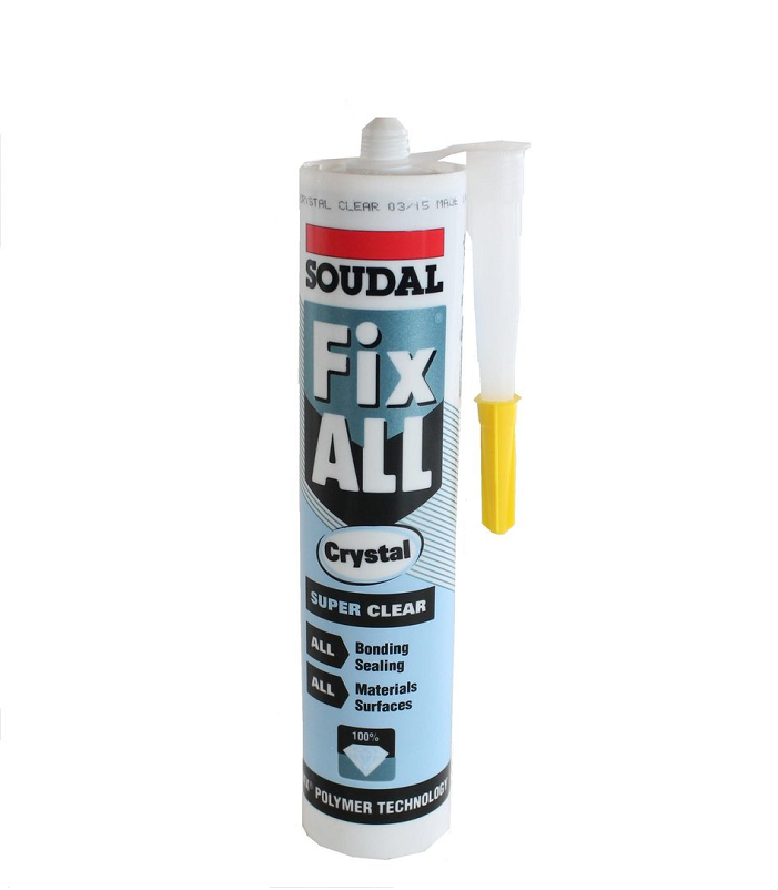 Fix All Crystall in cartuccia 290ml