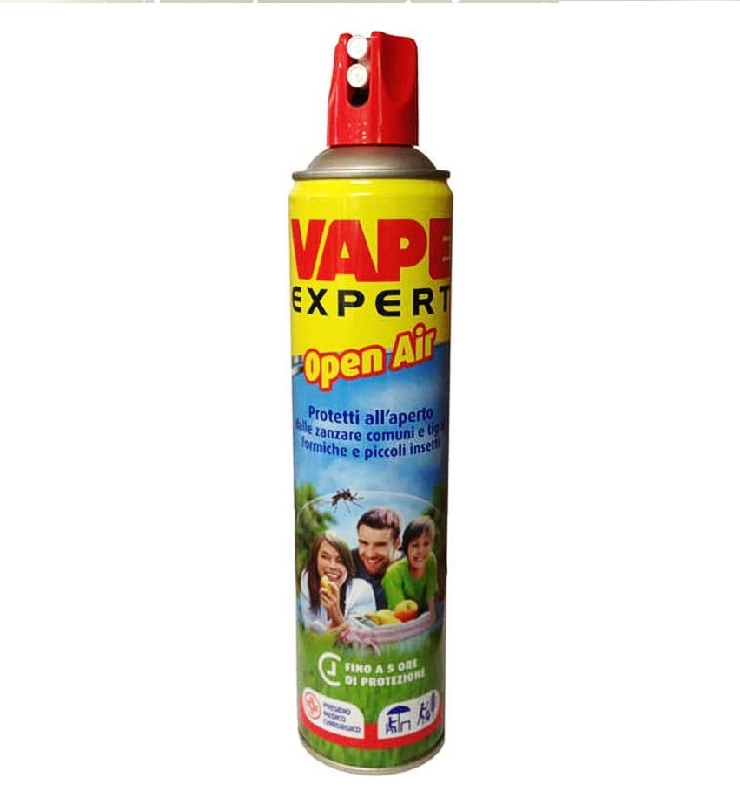 Vape open air spray