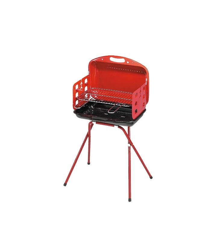 Barbecue con valigetta