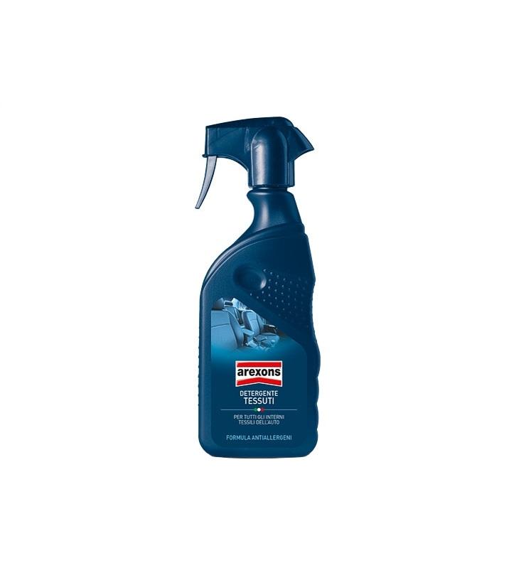 Detergente tessuti auto